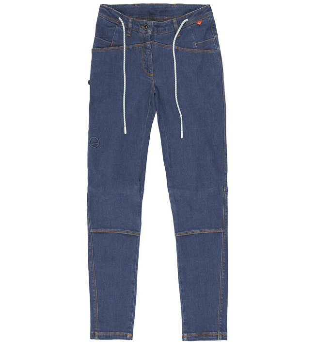 Wild Country Stanage - pantaloni arrampicata e boulder - donna, Blue