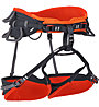 Wild Country Syncro - imbrago arrampicata, Orange/Black