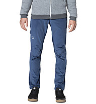 Wild Country Transition M - pantaloni lunghi arrampicata - uomo, Blue