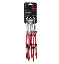 Wild Country Wildwire Quickdraw 5 Pack - Express Set, Metal/Red