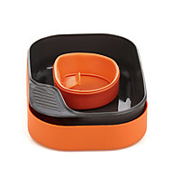 Wildo Camp-A-Box Basic - set stoviglie, Orange