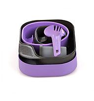 Wildo Camp-A-Box Complete - set stoviglie, Violet
