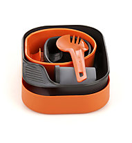 Wildo Camp-A-Box Complete - Campingkochset, Orange