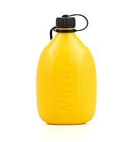 Wildo Hiker Bottle - Flasche, Yellow