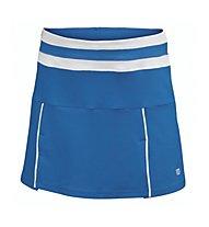 Wilson Girl's Team Skirt, Blue/White
