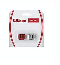 Wilson Pro Feel Dämpfer, Red/Silver
