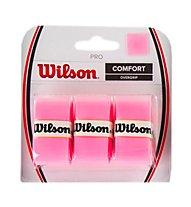 Wilson Pro Overgrip - nastro per racchetta da tennis, Pink