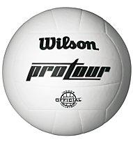 Wilson Pro Tour Volleyball - Pallone da pallavolo, White
