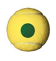 Wilson Starter Play Green - pallina da tennis, Yellow/Green