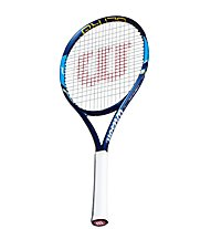 Wilson Ultra 100 racchetta da tennis, White/Blue