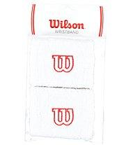 Wilson Wristband - Schweißband Handgelenk, White