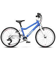 Woom Woom 4 - bici  da bambino, Blue