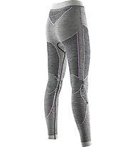 X-Bionic Apani Merino - calzamaglia - donna, Grey/Pink