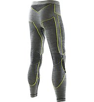X-Bionic Apani Merino Man UW - Unterhose lang - Herren, Black/Yellow