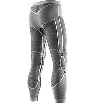 X-Bionic Apani Merino Man UW - Unterhose lang - Herren, Black/Grey