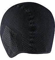 X-Bionic Bondear Cap 4.0 - berretto paraorecchie running, Black