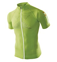 X-Bionic Effector Power Biking - Radtrikot - Herren, Green