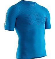 X-Bionic Effektor G2 Run Shirt - Laufhirt - Herren, Light Blue