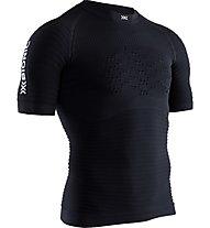 X-Bionic Effektor G2 Run Shirt - Laufhirt - Herren, Black