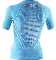 X-Bionic Effektor Power - Laufshirt - Damen, Turquoise/White