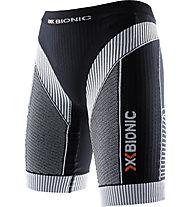X-Bionic Effektor Power - Laufshort - Damen, Black/White