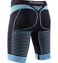 X-Bionic Effektor Power - Laufshort - Damen, Black/Turquoise