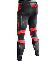 X-Bionic Effektor Running Power - Laufhose - Herren, Black/Red