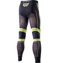 X-Bionic Effektor Running Power - Laufhose - Herren, Black/Green
