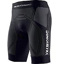 X-Bionic Effektor Trail - pantaloncini running - uomo, Black