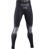 X-Bionic Energizer 4.0 P M - calzamaglia - uomo, Black