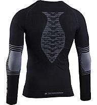 X-Bionic Energizer 4.0 - maglietta tecnica - uomo, Black