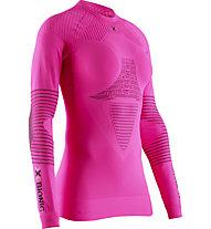 X-Bionic Energizer 4.0 - maglietta tecnica - donna, Pink
