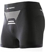 X-Bionic Energizer MK2 Boxer - Funktionsunterhose - Herren, Black/White