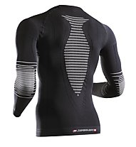 X-Bionic Energizer MK2 Shirt Long Sleeves, Black/White
