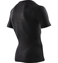 X-Bionic Energizer Summerlight - Funktionsshirt - Herren, Black/Black