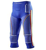 X-Bionic Pantalone intimo Energy Accumulator  EVO FISI Patriot Edition, Italy/FISI 2015