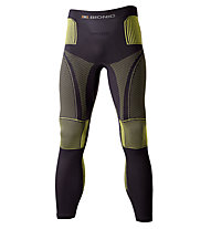 X-Bionic Energy Accumulator EVO Pant Long, Charcoal/Yellow
