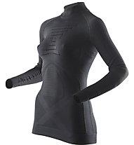 X-Bionic Energy Accumulator - Funktionsshirt Langarm - Damen, Black/Black