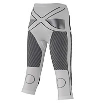X-Bionic Energy Accumulator Medium Pant W's, White/Anthracite