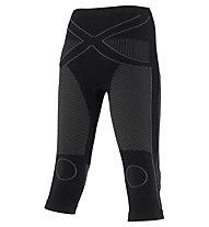 X-Bionic Energy Accumulator Medium Pant W's, Black/Anthracite
