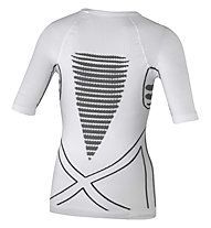 X-Bionic Energy Accumulator Shirt S/S W's, White/Anthracite