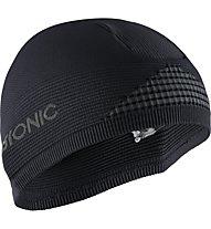 X-Bionic Helmet Cap 4.0 - berretto running, Black