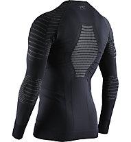 X-Bionic Invent 4.0 - maglietta tecnica - uomo, Black