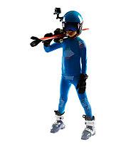 X-Bionic Maglia funzionale manica lunga bambino Junior Invent Shirt LS, Blue Italy