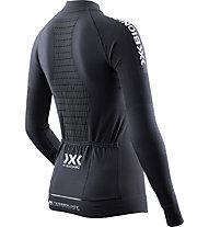 X-Bionic Lady Race Evo OW LG-Sl - langärmliges Radtrikot - Damen, Black