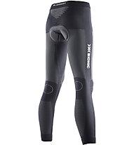 X-Bionic Lady Race Evo Uw Pants Long - lange Radhose - Damen, Black
