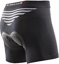 X-Bionic Pantalone intimo corto Energizer MK2 Boxer with Pad, Black/White