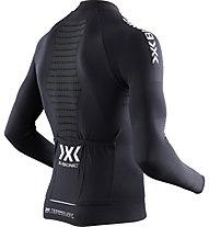 X-Bionic Race Evo OW Shirt LG-Sl - langärmliges Radtrikot - Herren, Black
