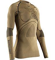 X-Bionic Radiactor 4.0 - Funktionsshirt - Damen, Yellow/Black