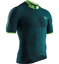 X-Bionic Regulator Bike R - Fahrradtrikot - Herren, Green